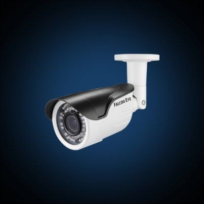 Falcon Eye FE  -  IBV1080MHD/40M Уличная цветная гибридная AHD видеокамера - фото 1